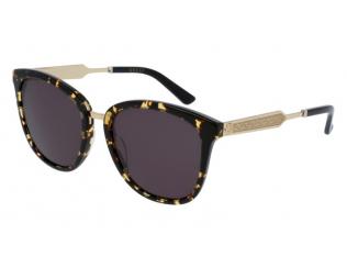 Oválné sluneční brýle - Gucci GG0073S-002