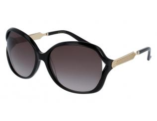 Oválné sluneční brýle - Gucci GG0076S-002