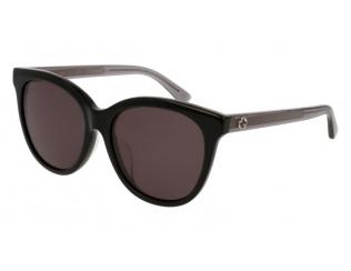 Oválné sluneční brýle - Gucci GG0081SK-002