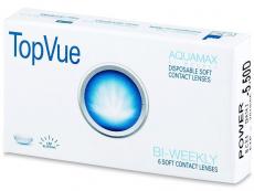 Čtrnáctidenní kontaktní čočky - TopVue Bi-weekly (6čoček)