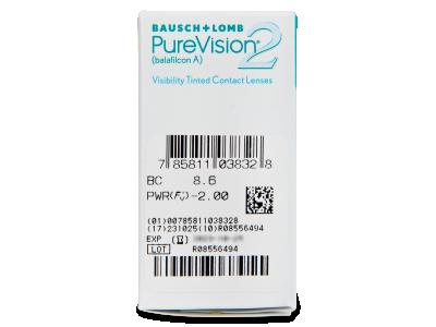 PureVision 2 (6čoček) -