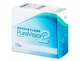 Kontaktní čočky PureVision 2 (6čoček)