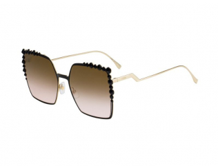 Extravagantní sluneční brýle - Fendi FF 0259/S 2O5/53