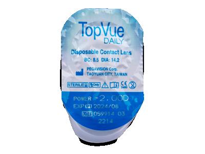 TopVue Daily (30čoček) -