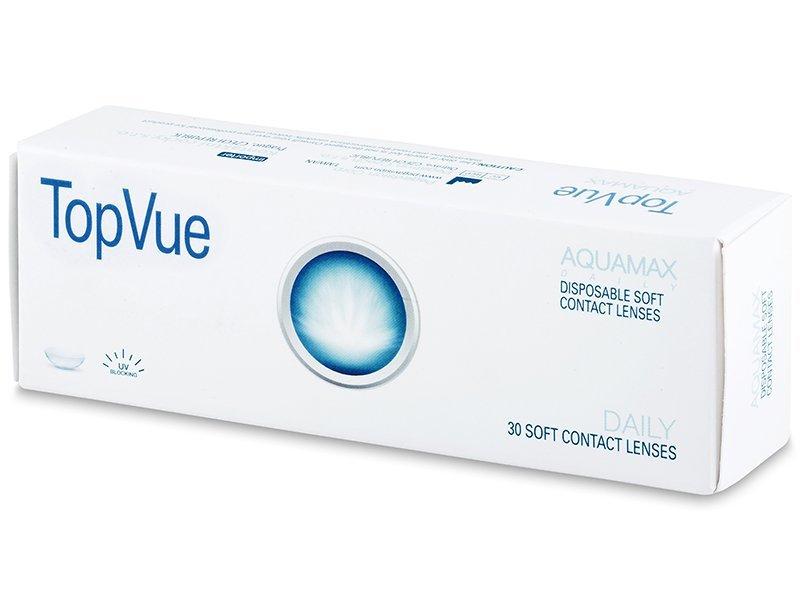 TopVue Daily (30čoček) - Jednodenní kontaktní čočky