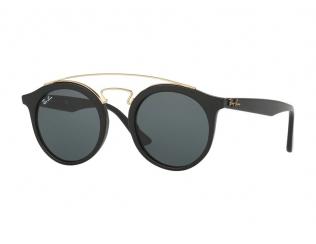 Kulaté sluneční brýle - Ray-Ban RB4256 - 601/71