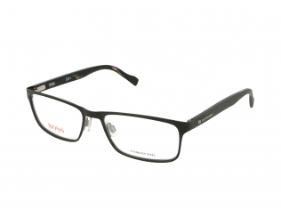 Obdélníkové brýlové obroučky - Boss Orange BO 0151 6SO