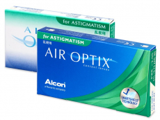 Air Optix for Astigmatism (6 čoček) -