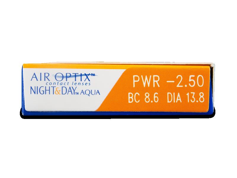 Air Optix Night and Day Aqua (6čoček) -