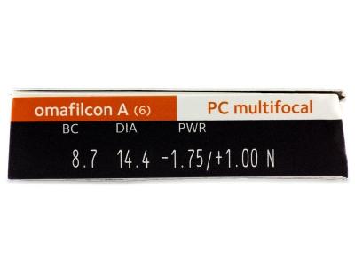 Proclear Multifocal (6čoček) -